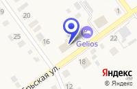 Схема проезда до компании ПОШИВОЧНОЕ АТЕЛЬЕ БЕРЕЗКА в Чернушке