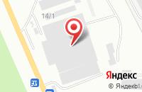 Схема проезда до компании Стройремсервис в Уфе
