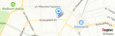 Купец на карте Уфы