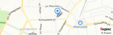 Терем`Ок на карте Уфы