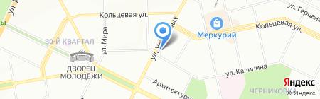 СпецПром на карте Уфы