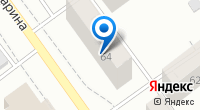 Компания МедСтар на карте