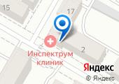 Городской центр правовой защиты на карте