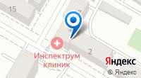 Компания МЕДИЦИНСКИЙ ЦЕНТР ИНСПЕКТРУМ КЛИНИК на карте