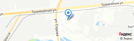 Потенциал на карте Уфы