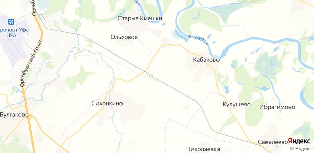 станции Кабаково на карте