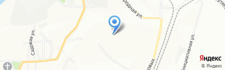 Фасадные Технологии на карте Уфы