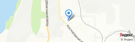 Носи Носок на карте Уфы