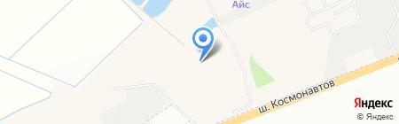 X-Drive на карте Перми