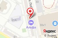 Схема проезда до компании Агро - Малахит в Уфе