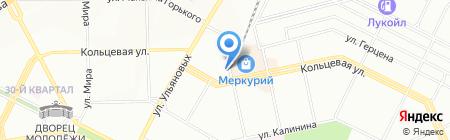 МС-Сервис на карте Уфы