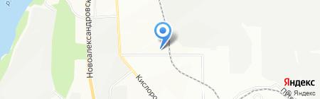 МТС-сантехника на карте Уфы