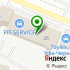 Местоположение компании ПрофДиЛес