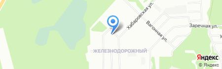 Детский сад №28 на карте Перми