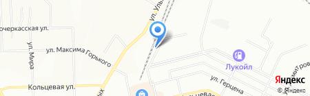 СмартБокс на карте Уфы