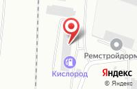 Схема проезда до компании Теплотехпромсервис в Уфе