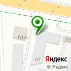 Местоположение компании Евроворота-Уфа