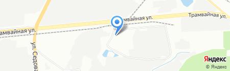 АВТЭЛ на карте Уфы