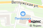 Схема проезда до компании Одежда для окон в Перми