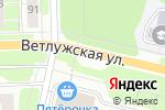 Схема проезда до компании Пироман в Перми