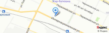 СИСТЕМЫ ДОСТУПА на карте Уфы