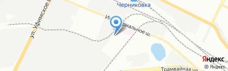 Мир электроники на карте Уфы