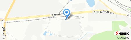 Agava-Auto на карте Уфы