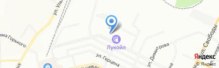 Полекс Урал на карте Уфы