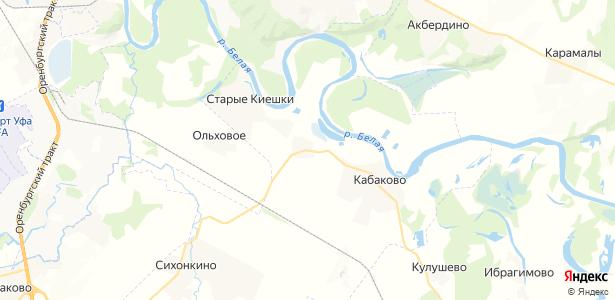 Сальзигутово на карте