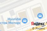 Схема проезда до компании Квинтмади Урал в Перми