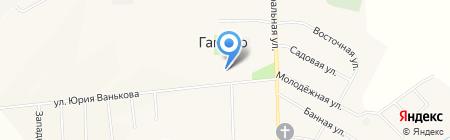 Уралочка на карте Гамово