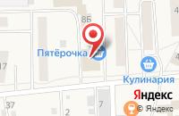 Схема проезда до компании Olga в Гамово