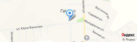 Почтовое отделение с. Гамово на карте Гамово