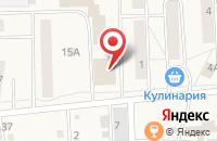 Схема проезда до компании Faberlic в Гамово