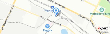 Абсолют-Манипулятор на карте Уфы