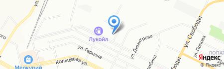 Имплант АРТ Уфа на карте Уфы