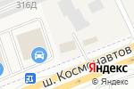 Схема проезда до компании Промотходы в Перми