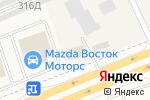 Схема проезда до компании Техстройконтракт-Сервис в Перми
