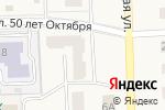 Схема проезда до компании Администрация Гамовского сельского поселения в Гамово