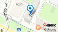 Компания Магнолия на карте