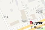 Схема проезда до компании Ин.Кар.Снаб в Перми