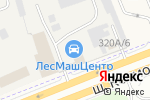 Схема проезда до компании ТехноЭксперт в Перми