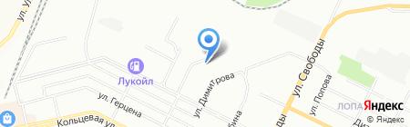 Башмедсервис на карте Уфы