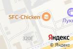 Схема проезда до компании БАЗА ПИЛОМАТЕРИАЛОВ в Перми