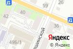 Схема проезда до компании Абсолют-авто.ру в Перми