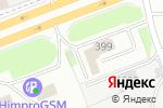 Схема проезда до компании Автотранс в Перми