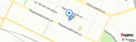 Детский сад №242 на карте Уфы