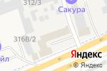 Схема проезда до компании Фирма Элтеп в Перми