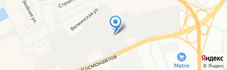 СпецТорг на карте Перми