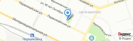 Н-студио на карте Уфы